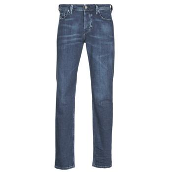 Clothing Men Straight jeans Diesel LARKEE-BEEX Blue