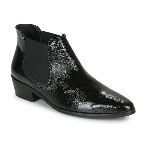 Shoes Women Mid boots Fericelli NANARUM Black