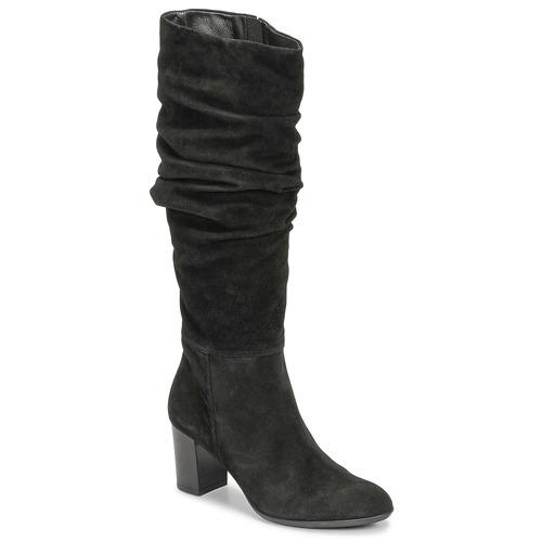 Shoes Women High boots Fericelli NEIGNET Black