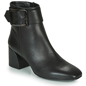 Shoes Women Ankle boots Fericelli NUCHE Black
