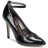 Shoes Women Heels Shellys London STAR Black / GLITTER