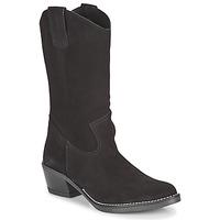 Shoes Women High boots Casual Attitude NESCARGO Black