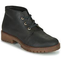 Shoes Women Mid boots Casual Attitude NIBELLULE Black