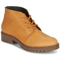 Shoes Women Mid boots Casual Attitude NIBELLULE Camel