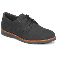 Shoes Men Derby Shoes Casual Attitude NOCCINEL Black