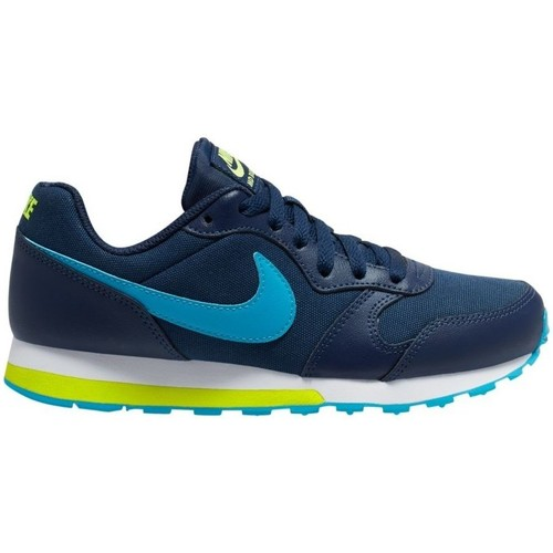 Shoes Boy Running shoes Nike MD Runner 2 GS Navy blue