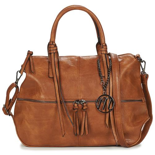 Bags Women Small shoulder bags Moony Mood NIMO Camel