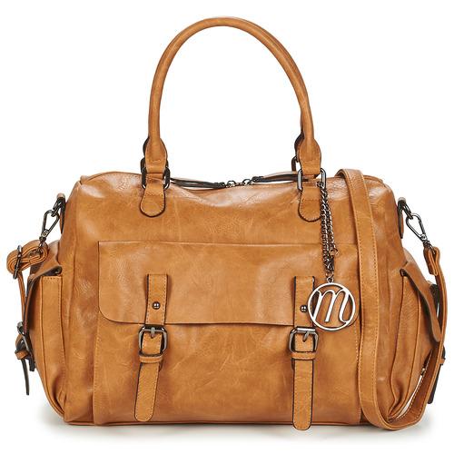 Bags Women Small shoulder bags Moony Mood NUDI Cognac