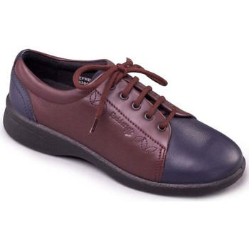 Shoes Women Derby Shoes & Brogues Padders Refresh 2 Womens Casual Lace Up Shoes blue