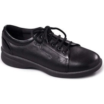 Shoes Women Derby Shoes & Brogues Padders Refresh 2 Womens Casual Lace Up Shoes black