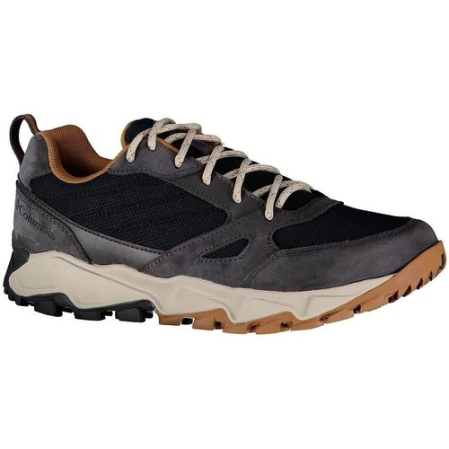 Shoes Women Running shoes Columbia Ivo Trail Black, Graphite