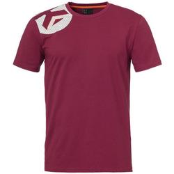 Clothing Boy Short-sleeved t-shirts Kempa T-shirt  Core 2.0 rouge