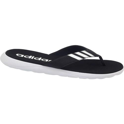 Shoes Men Flip flops adidas Originals Comfort Flip Flop White,Black