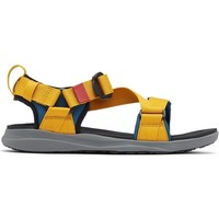 Shoes Men Outdoor sandals Columbia BM0102403 Yellow