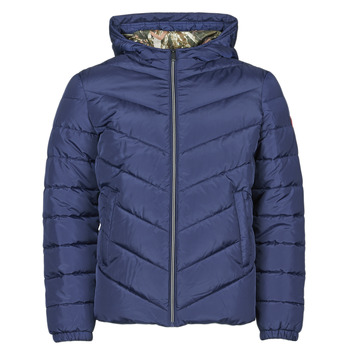 Clothing Men Duffel coats Guess SUPER LIGHT PUFFA JKT Marine