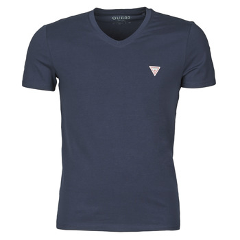 Clothing Men Short-sleeved t-shirts Guess VN SS CORE TEE Marine