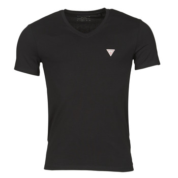 Clothing Men Short-sleeved t-shirts Guess VN SS CORE TEE Black
