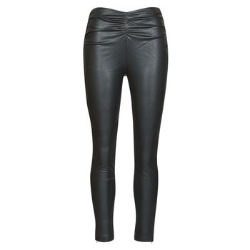 Clothing Women Leggings Guess FAJR LEGGING Black