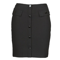 Clothing Women Skirts Guess ILARIA MINI SKIRT Black