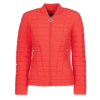 Clothing Women Duffel coats Guess VERA JACKET Red
