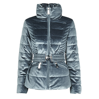 Clothing Women Duffel coats Guess THEODORA Grey / Blue