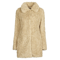 Clothing Women Coats Guess MARINA Beige