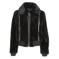 Clothing Women Jackets Guess MIRIAM Black