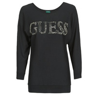 Clothing Women Jumpers Guess TABITHA Black