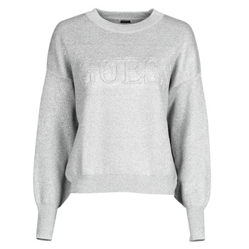 Clothing Women Jumpers Guess TARA Grey