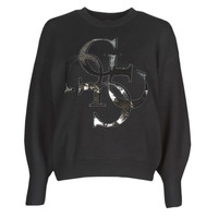 Clothing Women Jumpers Guess SUMMER Black