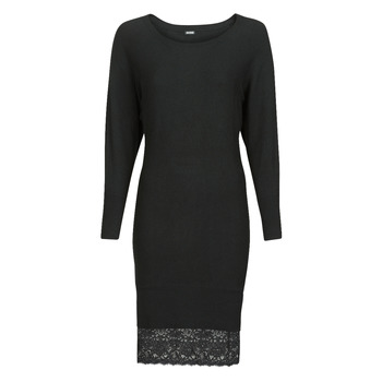 Clothing Women Short Dresses Guess CELINE Black