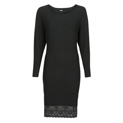 Clothing Women Short Dresses Guess CELINE Black