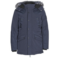 Clothing Men Parkas Guess COOL WINTER Marine