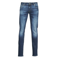 Clothing Men Slim jeans Guess ADAM Blue