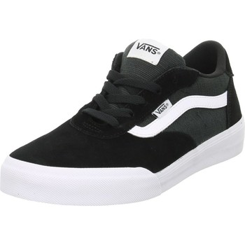 Shoes Children Skate shoes Vans Palomar Black