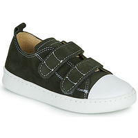 Shoes Boy Low top trainers Citrouille et Compagnie NADIR Kaki