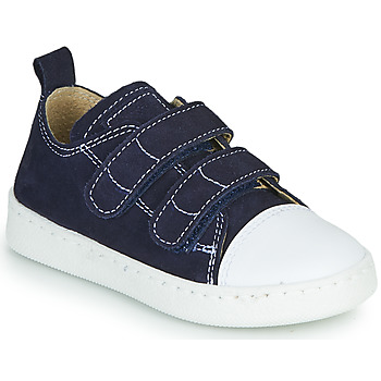 Shoes Boy Low top trainers Citrouille et Compagnie NADIR Marine