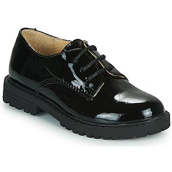 Shoes Girl Derby Shoes Citrouille et Compagnie NALIME Black