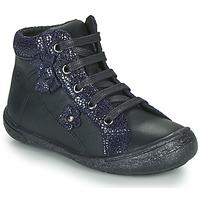 Shoes Girl Hi top trainers Citrouille et Compagnie NASTO Marine