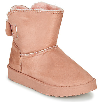 Shoes Girl Mid boots Citrouille et Compagnie  Pink
