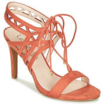 Shoes Women Sandals Les Petites Bombes MACHA Coral