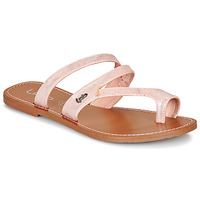 Shoes Women Flip flops Les Petites Bombes TEXANE Pink