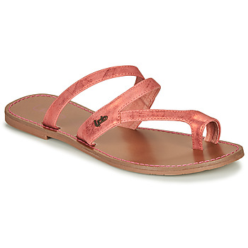 Shoes Women Flip flops Les Petites Bombes TEXANE Red