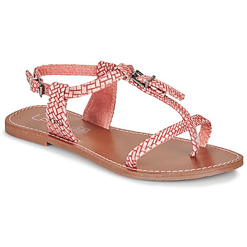 Shoes Women Sandals Les Petites Bombes ZHOEF Pink