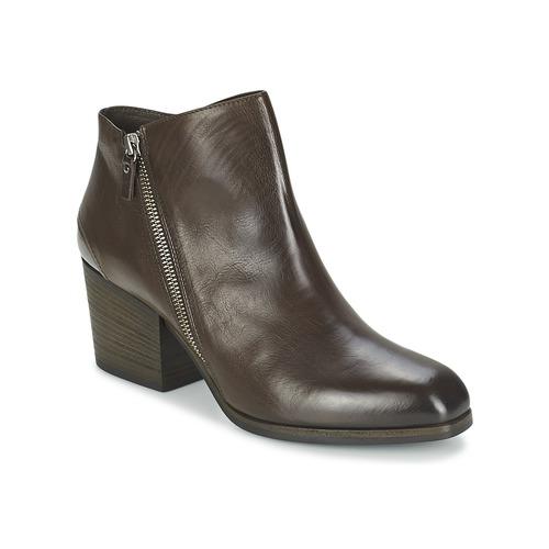 Shoes Women Shoe boots Vic ASSINOU Brown