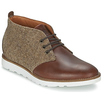 Shoes Men Mid boots Wesc DESERT BOOT Brown