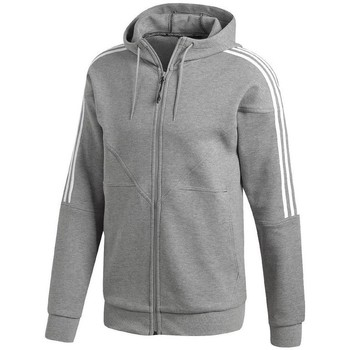 Clothing Men sweaters adidas Originals Nmd Hoody FZ Core Heather Grey