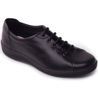 Shoes Women Derby Shoes Padders Galaxy 2 Womens Casual Lace Up Shoes black