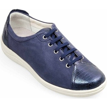 Shoes Women Low top trainers Padders Galaxy 2 Womens Casual Lace Up Shoes blue