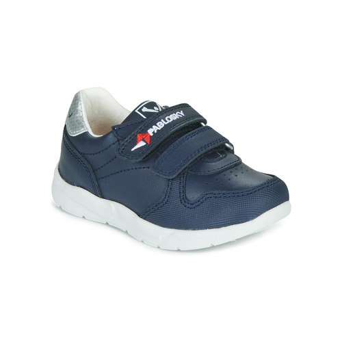 Shoes Children Low top trainers Pablosky 284820-J Marine